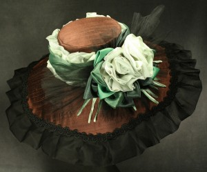 Hats off to the Horses: The Road to The Derby Online Auction of Couture Hats Returns for Second Year