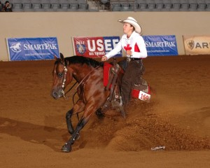 Reining Continues in Oklahoma City