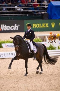 World Dressage Cup Continues Today