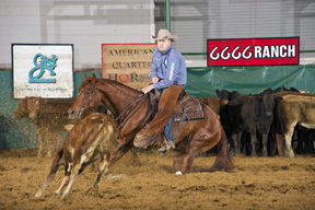 NCHA Taps 12 New Champs at Eastern Nationals