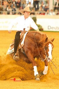2011 NRCHA Hackamore Classic Kicks Off with Herd Work!