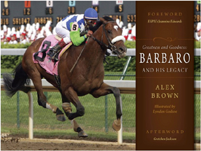 Review: Alex Brown Produces Difinitive Work on Barbaro