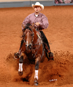 Collegiate Riders Will Experience the Ultimate Catch Ride at the NRHA Derby Show