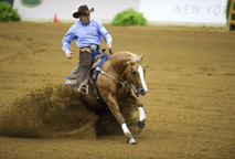 NRHA Derby Moves to Second Day, Open Finalists Slated