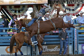Rodeo the Way it Ought to Be, and Usually Is