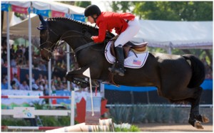 Guadalajara to Lexington! Pan American Gold Christine McCrea Headed to Alltech National Horse Show