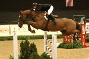 Belgium's Nicola Philippaerts and Cortez Win $50,000 Triumph Project Welcome Stake at Alltech National Horse Show