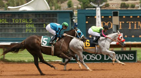 Bobby Cox, Corona Cartel Named To Ruidoso Downs Racehorse Hall of Fame