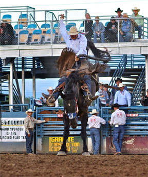 Black Hills Stock Show & Rodeo – PRCA