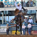 PRCA Well Into Weekind of Rodeo