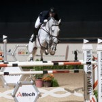 McLain Ward and Super Trooper de Ness are Unstoppable in $50,000 Ruby et Violette WEF Challenge Cup Round 12