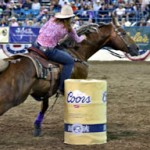 PRCA Bucks into the Weekend
