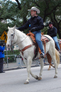 Houston Rodeo Parade '15