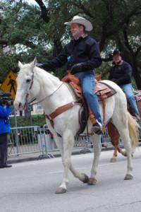 Houston Rodeo Parade '15