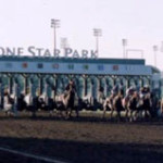 Lone Star Park 3 inches