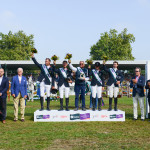 Gijon, Spain - 2015 August 29: during FEI Furusiyya Nations Cup 2st round competition at CHIO Gijon at Las Mestas. (photo: © Herve Bonnaud)