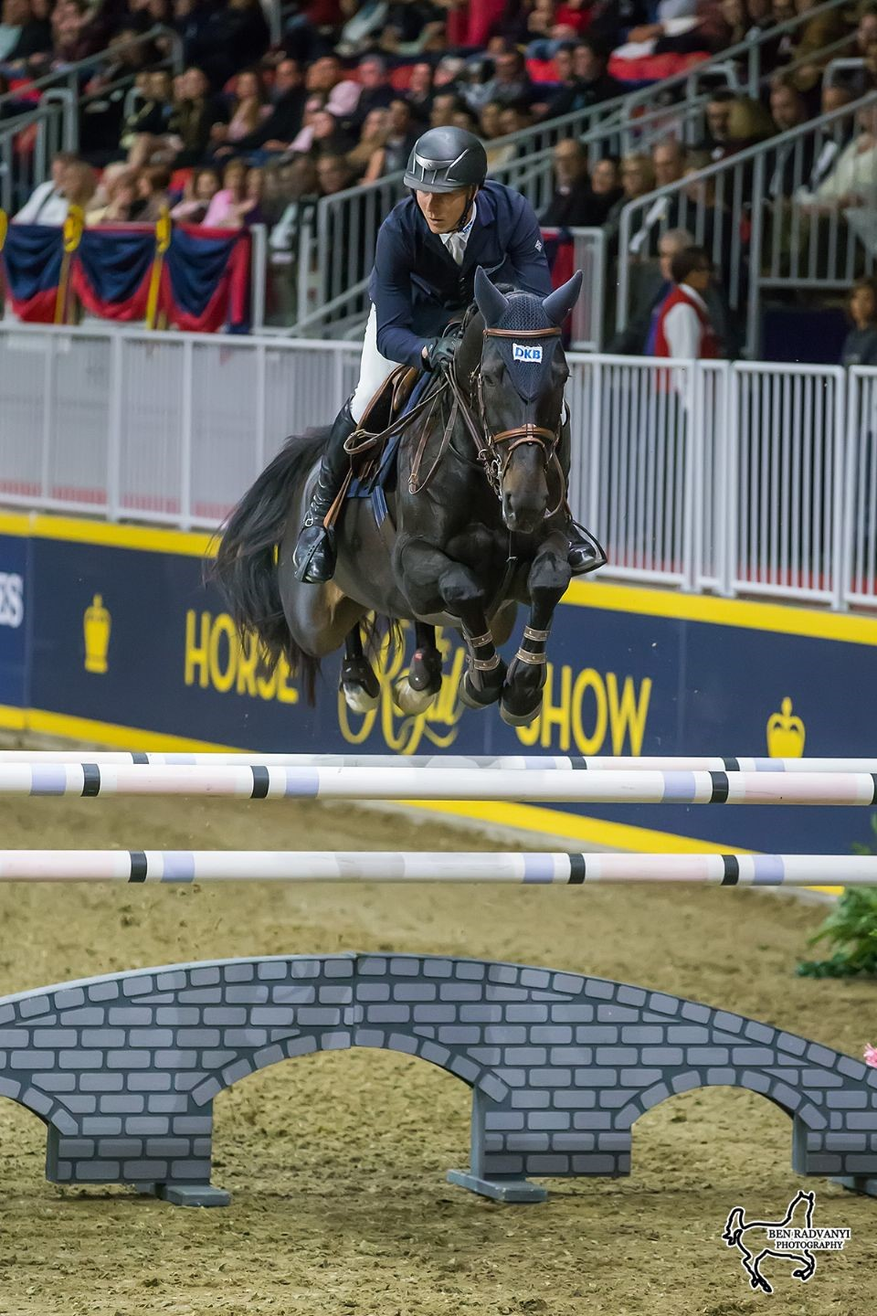 Germany's David Will Scores Back-to-Back Victories at Royal Horse