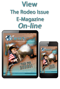 The Rodeo Issue 2017 e-magazine Cover