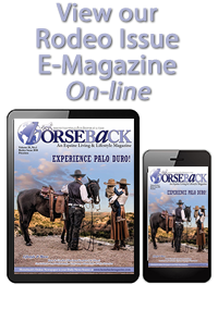 Rodeo Issue e-magazine Cover